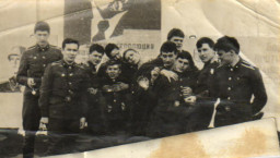 Выпуск 1988. 1 рота 2 взвод