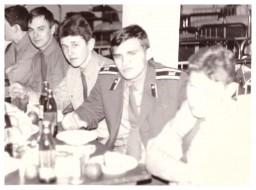 Первый, новый 1983 год, в казарме